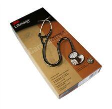 "3M 3128 Littmann Cardiology III Stethoscope, 27"" BLACK"