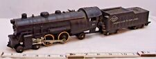 AMERICAN FLYER 301 STEAM LOCOMOTIVE 4-4-2 WITH TENDER SET READING RAILROADS