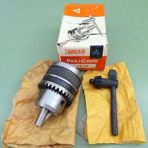 BRAND Zahnkranzbohrfutter 5-20 mm Bohrfutter für Kegeldorn B22 Bohrmaschine MK
