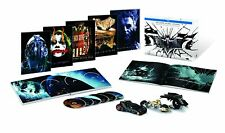 Batman-The Dark Knight Trilogy - Ultimate Collector's Edition Box BLU-RAY OVP