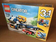 Lego Creator 3 in 1 Vehicle TRANSPORTER 31033
