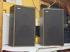 2x guter Philips Stereo Lautsprecher ,TYPE F9215/10R PHILIPS PACK DEAL, VINTAGE
