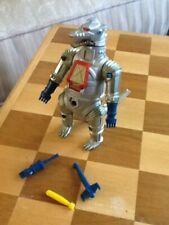 Bullmark Vintage Diecast Mecha Godzilla Toy