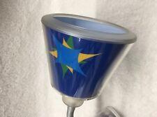 FLEXA WALL LAMP - #77115 - 3 INTERCHANGEABLE BLUE SHADES - NIB!  GREAT DEAL!