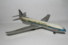 French Dinky 60F Air France Caravelle Airplane, Original