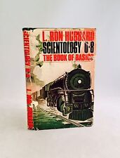 L. Ron Hubbard-Scientology 0-8 The Book Of Basics-TRUE First/1st U.S. Edition!!
