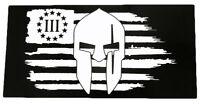 "Proud Descendant Of A Tennessee CSA Soldier Vinyl Bumper Sticker 3.75/""x7.5/"""