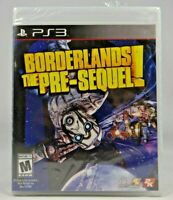 Borderlands: The Pre-Sequel (Sony PlayStation 3, 2014) New sealed !