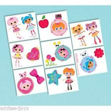 Lalaloopsy Tattoos - Lalaloopsy Birthday Party - Stickers in Store too! Loot