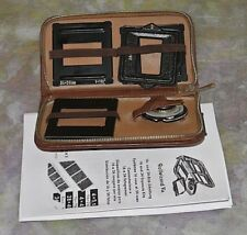 Rolleicord Vb  24 Exposure Kit in leather case - with Original instructions