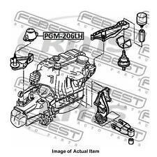 New Genuine FEBEST Engine Mounting PGM-206LH Top German Quality