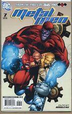 Metal Men 2007 series # 7 near mint comic book