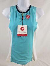 Castelli Free Women's Triathlon Singlet Jersey Size Xl (1a)