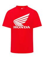 2019 Honda Racing HRC MotoGP Mens T-Shirt Red Official Team Merchandise TEE