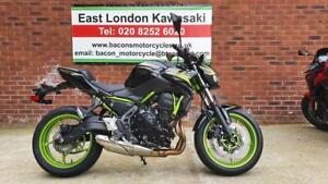 2021 Kawasaki Z650, Brand new and Unused