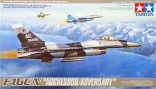 "Tamiya 61106 F-16C/N ""Aggressor/Adversary"" 1/48 scale kit"