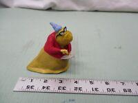 McDonald's Happy Meal Monsters Inc Roz Figure Toy Clipboard Disney Pixar Movie