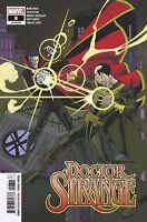 Doctor Strange #8 Marvel Comic 1st Print 2018 unread NM