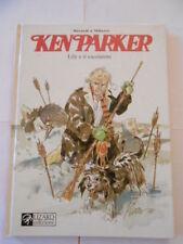 KEN PARKER - LILY E IL CACCIATORE - LIZARD  - fumetto d'autore