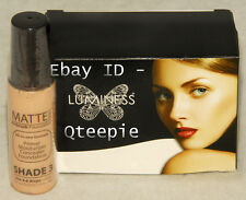 LUMINESS AIR - Airbrush FOUNDATION Shade #F3 - .55 oz BOTTLE - MATTE FINISH *NEW