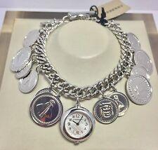 Orologio donna Burberry argento 14 charms - BU5220 - nuovo mai indossato