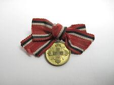Preussen Rot Kreuz Medaille Miniatur am Band