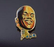 Shaq Shaquille O'Neal Vintage Orlando Magic NBA Enamel Button Lapel Pin Pinback