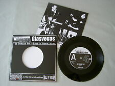 "GLASVEGAS Go Square Go!/Legs 'N' Show 7"" vinyl single"