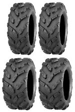 Set of 4 Quadboss QBT671 Tires Mud ATV 2 each-26x9x12 26x12x12 26x9-12 26x12-12