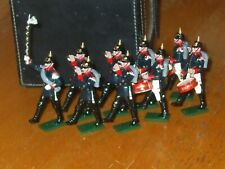 Tradition Fife and Drum Prussian Band toy soldiers Mib