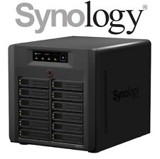 €1484+IVA SYNOLOGY DiskStation DS3612XS NAS 12Bay (NO DISK) Core i3 2GB 4x GbE