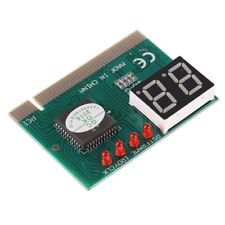PCI Tester Diagnostic Card For PC Laptop Power On Self Lyzer Checker Test Card