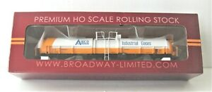 Broadway Limited Cryogenic Tank Car # 6319 AirCo NIB SOLD OUT!