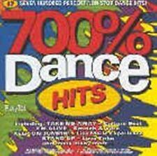 New: REEL 2 REEL/CULTURE BEAT/STRETCH & VERN - 700% Dance Hits CD