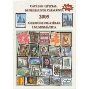 Catálogo Sellos de Catalunya Cataluña Edición 2005