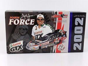 Action John Force 11X CHAMPION MUSTANG FUNNY CAR NHRA 1:24 Diecast 2002 NIB