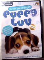 69800 - Puppy Luv [NEW / SEALED] - PC (2006) Windows XP 1638A