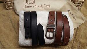 James Reid Belts / Buckle Set