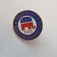 2005 Bush Inaugural Lapel Pin GOP RNC Republican Political