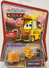DISNEY PIXAR THE WORLD OF CARS DUDLEY SPARE #68