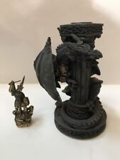 Lot Figurines Dungeon & Dragons H 8 Et 15 Cm