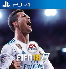 FIFA 18 PS4 GIOCO NUOVO SIGILLATO PAL ITA ITALIANO UFFICIALE SONY PLAYSTATION 4