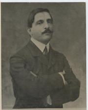 Roberto Bracco  Vintage silver print, Tirage Postérieur,Roberto Bracco est un