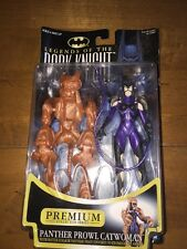Legends Of The Dark Knight Panther Prowl Cat women Action Figure By Kenner