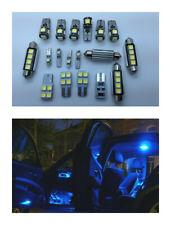 BMW E92 Coupe M3 FULL LED Interior Lights kit 18 pcs SMD BulbsError Free Blue