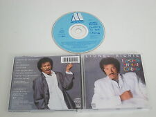 LIONEL RICHIE/DANCING ON THE CEILING(MOTOWN ZD72412) CD ALBUM