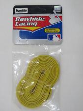 "Franklin Rawhide Lacing Baseball Softball 72"" x 3/16"" Premium Leather Lacing NIP"
