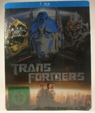 Transformers-Steelbook Blu-ray Germany Import multilingue New