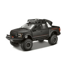 Maisto 32521 Ford F-150 Raptor Matte Black / Decor Scale 1:24 Model Car New! °