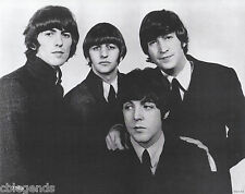 "BEATLES      8""x10""  B & W  Photo Copy BEA-13B"